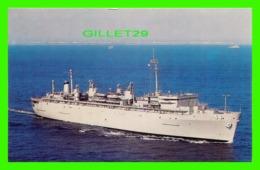 "WAR SHIP, BATEAU GUERRE - "" USS SHENANDOAH AD-44 "" - MORPER SHIP PICTURES - PHOTO BY JOE MORPER - - Guerra"