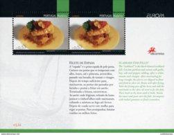 Portugal    BLOC FEUILLET 2005 GASTRONOMIA .MADEIRA - Blocchi & Foglietti