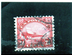 B - 1923 Stati Uniti .- Biplano DeHaviland - Usados