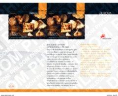 Portugal  BLOC 2005 GASTRONOMIA - Blocs-feuillets