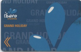 Carte De Croisière : Ibero Cruceros Grand Holiday 2014 - Autres Collections