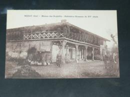 BIZIAT  / ARDT  Bourg-en-Bresse  1910 /  VUE  FERME BRESSANNE  ..  EDITEUR - France