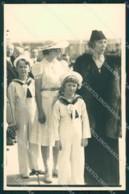 Royalty Belgium Elisabeth Josephine Charlotte Albert II RPPC Postcard KS8545 - Familias Reales