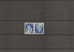 Suisse  ( Tete-Beche 120 X -MH) - Kehrdrucke