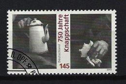 BUND - Mi-Nr. 2831 -  750 Jahre Knappschaft Gestempelt (2) - [7] République Fédérale