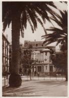 TRAPANI-CASINA DELLE PALME-CARTOLINA VERA FOTOGRAFIA-VIAGGIATA  IL 6-6-1941 - Trapani