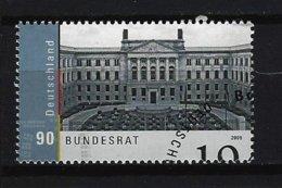 BUND - Mi-Nr. 2758 Deutscher Bundestag Und Bundesrat Gestempelt - Gebraucht