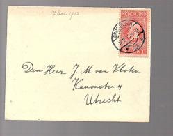 18.12.1913 Groningen A. De Rode Mesdagstraat 68A > Van Kloten Kanonstraat 4 Utrecht (FG-36) - Periode 1891-1948 (Wilhelmina)