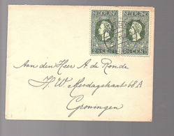 6.12.1913 Van Kloten Kanonstraat 4 Utrecht  > Groningen A. De Ronde Mesdagstraat 68A > (FG-36a) - Periode 1891-1948 (Wilhelmina)