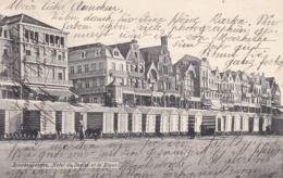 CPA Blankenberghe - Hotel De Venise Et La Digue - 1906 (43538) - Blankenberge