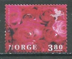 Norvège YT N°1234 Saint-Valentin Oblitéré ° - Norvège
