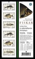 SWEDEN 2001 Wilhelm Von Wright's Fish/Fiskar: Stamp Booklet UM/MNH - Booklets