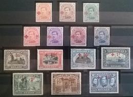Belgium 1918 - OBP Nr 150/63 MNH** SUPERBE / Shipping: FREE (REGISTERED) - 1918 Rotes Kreuz