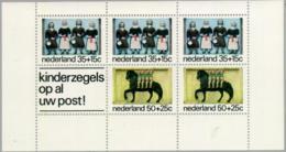 1975 Blokje Kind NVPH  1083 Postfris/MNH - Blokken