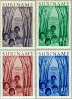 Suriname 1954 Jeugdwerk - NVPH 312 MNH** Postfris - Suriname ... - 1975