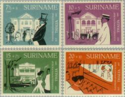 Suriname 1958 120 Jaar Toneelgezelschap Thalia - MNH** Postfris - Suriname ... - 1975