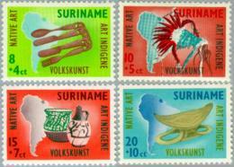 Suriname 1960 Opening Nieuw Postkantoor NVPH 336 - Ongestempeld/MH/* - Suriname ... - 1975