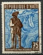 Haïti 1959 Y&T N°422 - Michel N°584 (o) - 75c P Dessables - Haïti