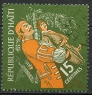 Haïti 1961 Y&T N°463 - Michel N°(?) (o) - 15c Flibustiers - Haïti