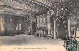 45 - ORLEANS - Salle De Réception De L'Hôtel De Ville - Orleans