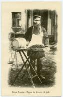 RUSSIA : TYPES DE RUSSIE - No 145 / RUSSIAN STREET MARKET SELLER, 1903 - Russie