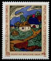 ÖSTERREICH 1988 Nr 1912 Postfrisch SBCC316 - 1981-90 Ongebruikt