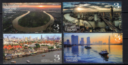 TAILANDIA - 2017 - IMMAGINI DELLA TAILANDIA - USATI - Tailandia