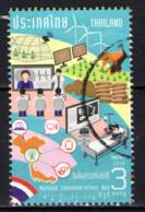 TAILANDIA - 2015 - NATIONAL COMMUNICATION DAY - USATO - Tailandia