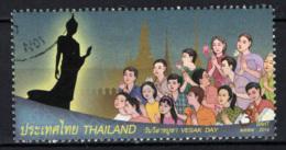 TAILANDIA - 2014 - VESAK DAY - USATO - Tailandia