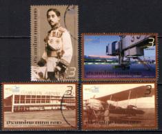 TAILANDIA - 2014 - CENTENARY OF DON MUEANG INTERNATIONAL AIRPORT - USATI - Tailandia