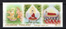 TAILANDIA - 2013 - VESAK DAY - USATO - Tailandia