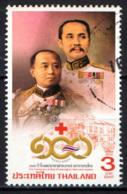 TAILANDIA - 2013 - THE CENTENARY OF KING CHULALONGKORN MEMORIAL HOSPITAL - USATO - Tailandia