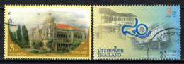 TAILANDIA - 2012 - PALAZZI STORICI - USATI - Tailandia