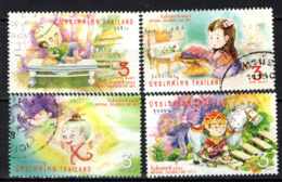 TAILANDIA - 2011 - NATIONAL CHILDREN'S DAY - USATI - Tailandia