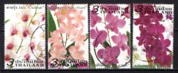 TAILANDIA - 2011 - FIORI - FLOWERS - USATI - Tailandia