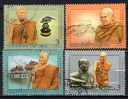 TAILANDIA - 2011 - 100° ANNIVERSARY OF PANYANANDA BHIKKAU - USATI - Tailandia