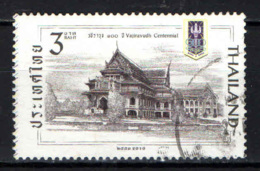 TAILANDIA - 2010 - VAJIRAVUDH CENTENNIAL - USATO - Tailandia