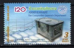 TAILANDIA - 2010 - THE COMPTROLLER GENERAL'S DEPARTMENT - USATO - Tailandia
