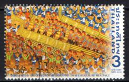 TAILANDIA - 2010 - THAI LITERATURE HERITAGE - USATO - Tailandia