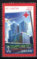 TAILANDIA - 2010 - RED CROSS - CROCE ROSSA - USATO - Tailandia