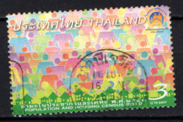 TAILANDIA - 2010 - POPULATION AND HOUSING CENSUS - USATO - Tailandia