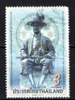TAILANDIA - 2010 - KING RAMA I - FRANCOBOLLO CON PIEGHE - USATO - Tailandia