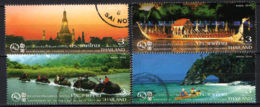 TAILANDIA - 2010 - IL TURISMO IN TAILANDIA - USATI - Tailandia