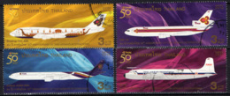 TAILANDIA - 2010 - 50° ANNIVERSARY OF THAI AIRWAYS INTERNATIONAL - USATI - Tailandia
