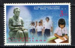 TAILANDIA - 2009 - THAI BLIND EDUCATION - USATO - Tailandia