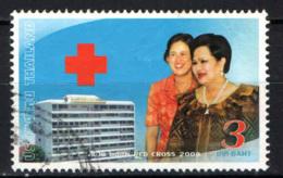 TAILANDIA - 2009 - RED CROSS - CROCE ROSSA - USATO - Tailandia