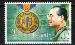 TAILANDIA - 2009 - KING BHUMIBOL - 82° COMPLEANNO - USATO - Tailandia