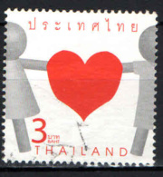 TAILANDIA - 2009 - CUORE - USATO - Tailandia