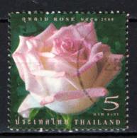 TAILANDIA - 2008 - ROSA - USATO - Tailandia