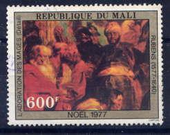 MALI - A314° - L'ADORATION DES MAGES - Mali (1959-...)